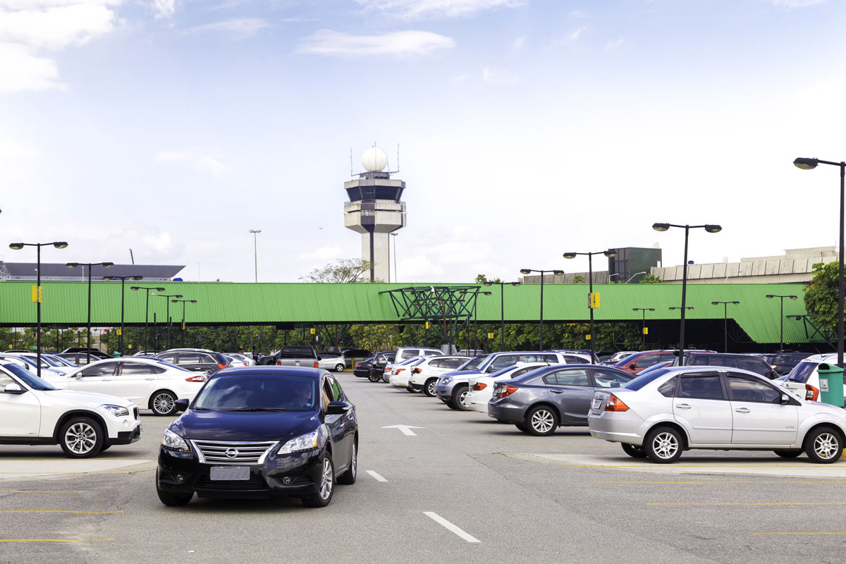 Use a Boise Shuttle to avoid the airport parking lot