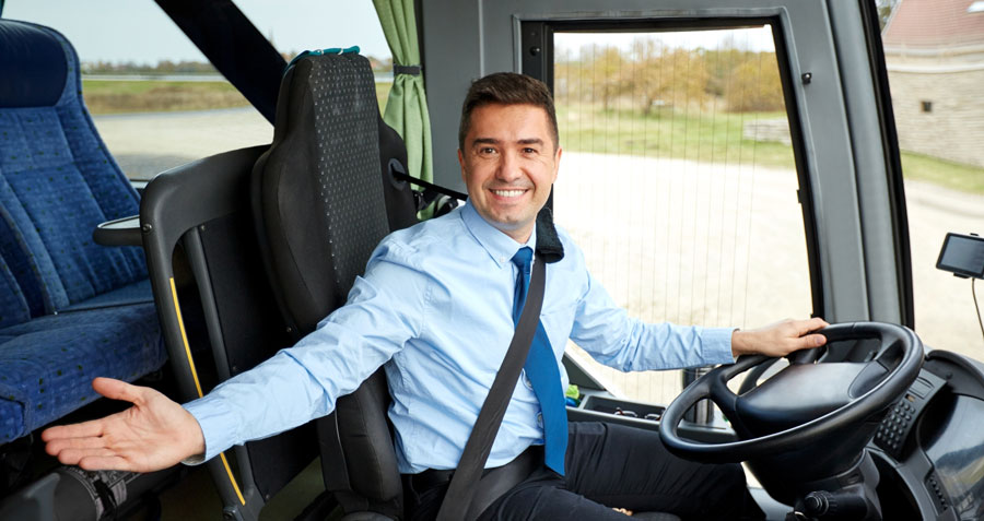 Corporate travel and motor coaches