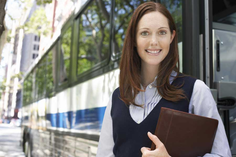 Corporate Bus Driver