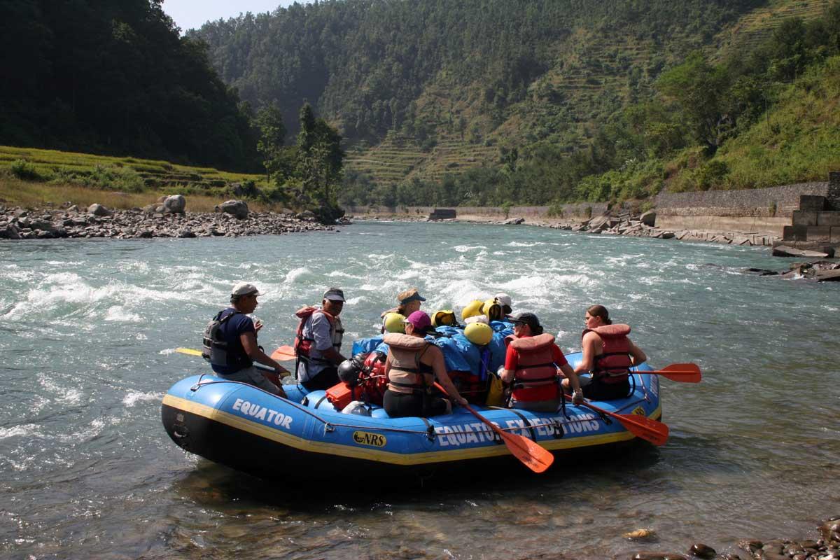 River Rafting Idaho