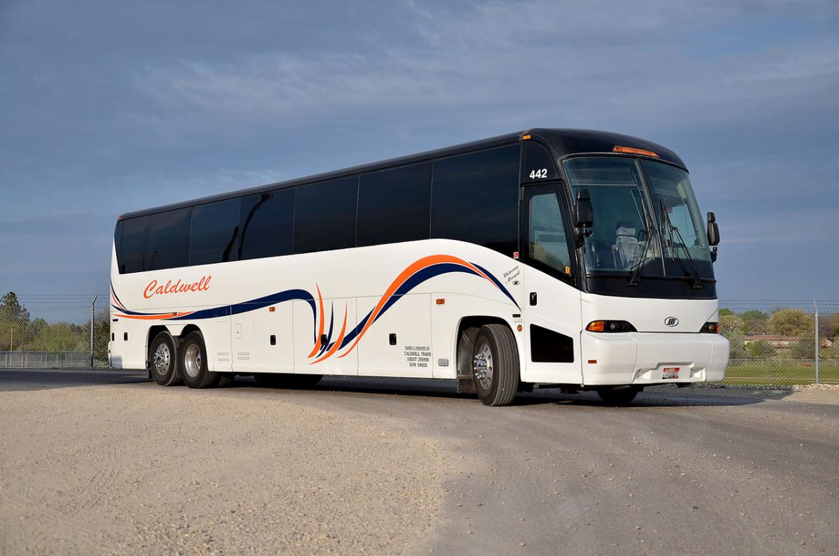 Motor Coach for Corporate Travel