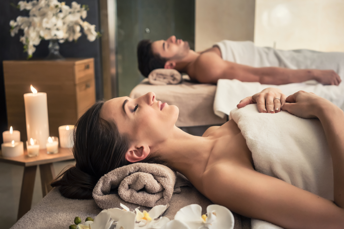 Pamper yourself in Sun Valley