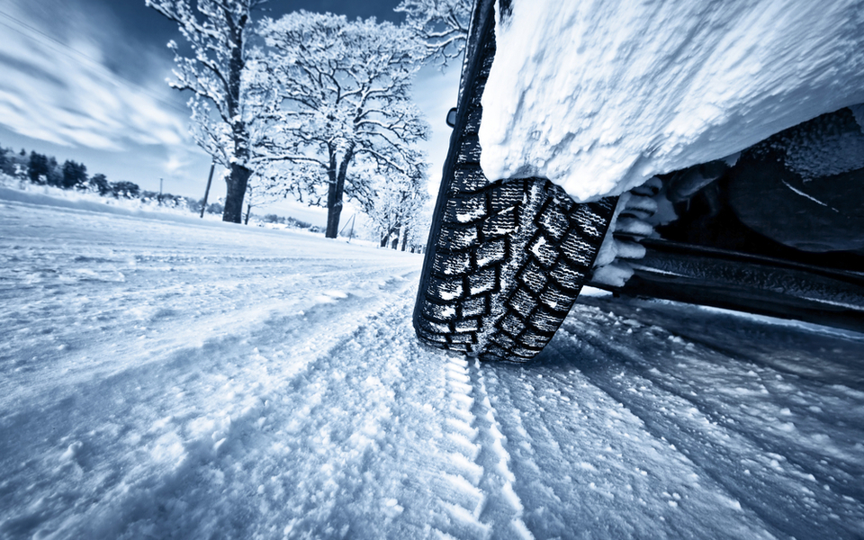 Snowy Roads to Bogus Basin
