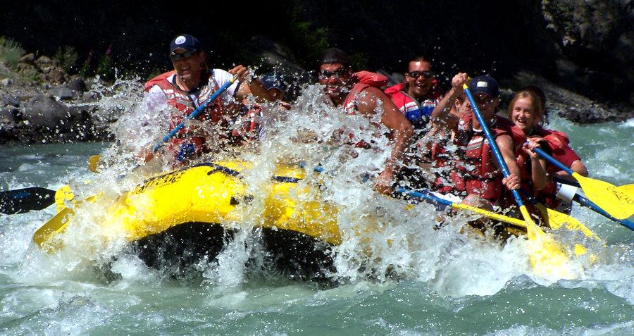 Idaho River Rafting Shuttles