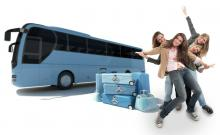 Finish your bucket list and rent a charter bus