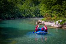 Day of River Rafting