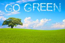 Go Green with Bus Charters