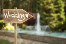 Shuttle for your wedding