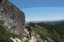 Enjoy the mountain bike trails of Bogus Basin